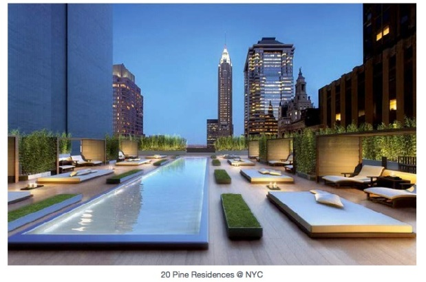 Residences new york