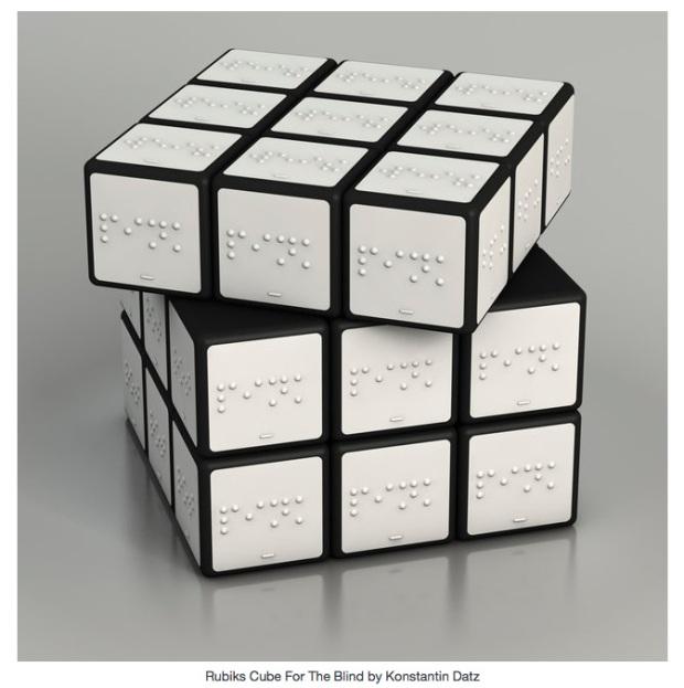 rubiks cube blanc de konstantin datz