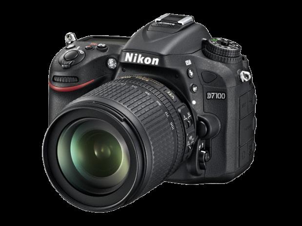 Nikon D7100 - body