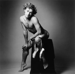 Jeanloup Sieff - Patrick Dupond-paris-1989