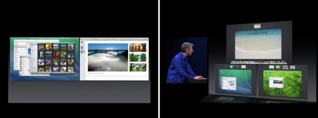 OS X Mavericks et le multiécran