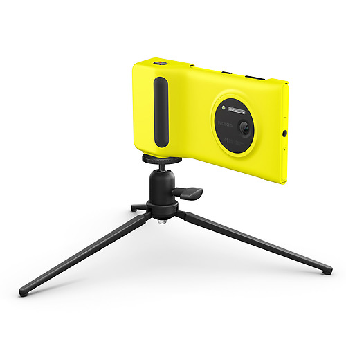 Camera Grip et trépied pour Nokia Lumia 1020