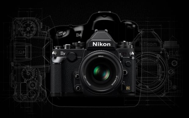 Nikon Df vs Nikon D4