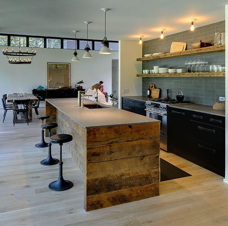 Cuisine Loft Amazing Prix Cuisine Loft But New Best Industrial Glam