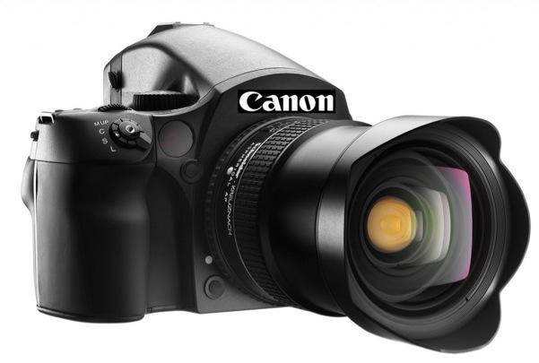 Moyen Format Canon