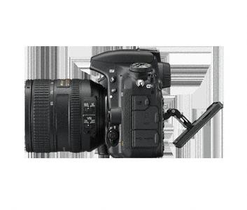 Le D750 et son écran orientable
