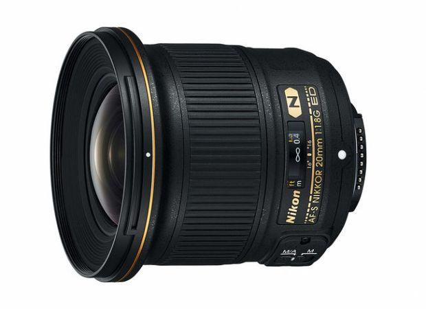 Nikon 20mm f/1.8G ED N