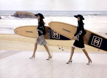 Surf et luxe